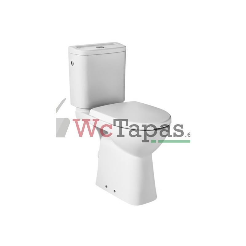 Asiento inodoro access roca wc tapas for Inodoro access
