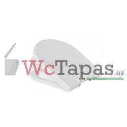 Tapa Wc inodoro amortiguada Urb.y 65 Unisan.