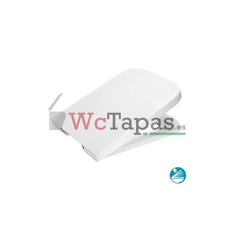 Tapa wc amortiguado inodoro dama roca - Tapa wc roca dama ...