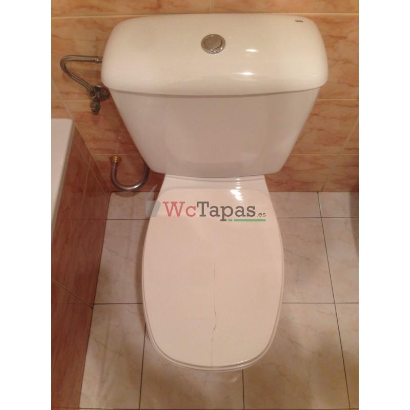 Tapa wc bellavista duna tapa wc universal with tapa wc for Tapaderas de wc