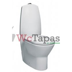 Tapas unisan tienda online wc tapas for Inodoro city