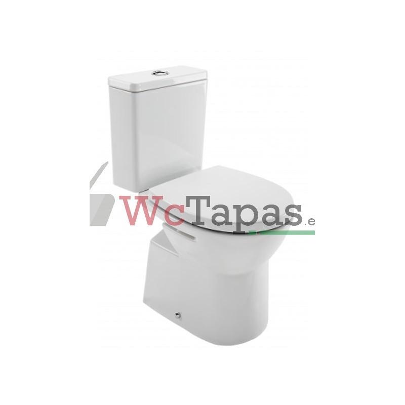 Asiento inodoro easy unisan wc tapas for Asiento de inodoro