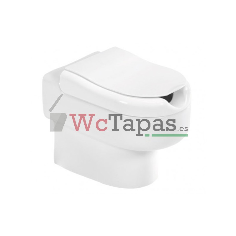 Asiento con apertura inodoro new wccare unisan wc tapas for Asiento apertura