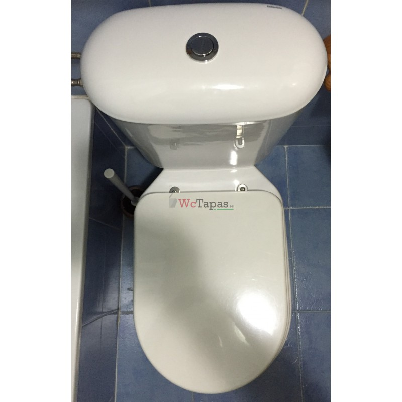 Tapa wc amortiguada stylo bellavista - Tapas wc decoradas ...