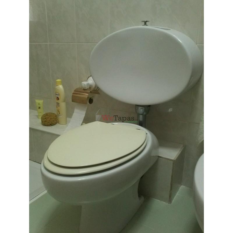 asiento inodoro compatible espacio gala