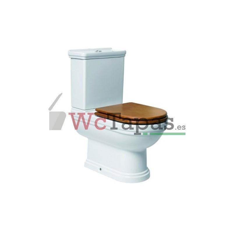 Asiento amortiguado inodoro noble gala wc tapas for Asiento de inodoro