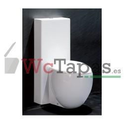 Tapa wc original color blanco neocl ssica valadares - Tapa wc amortiguada ...