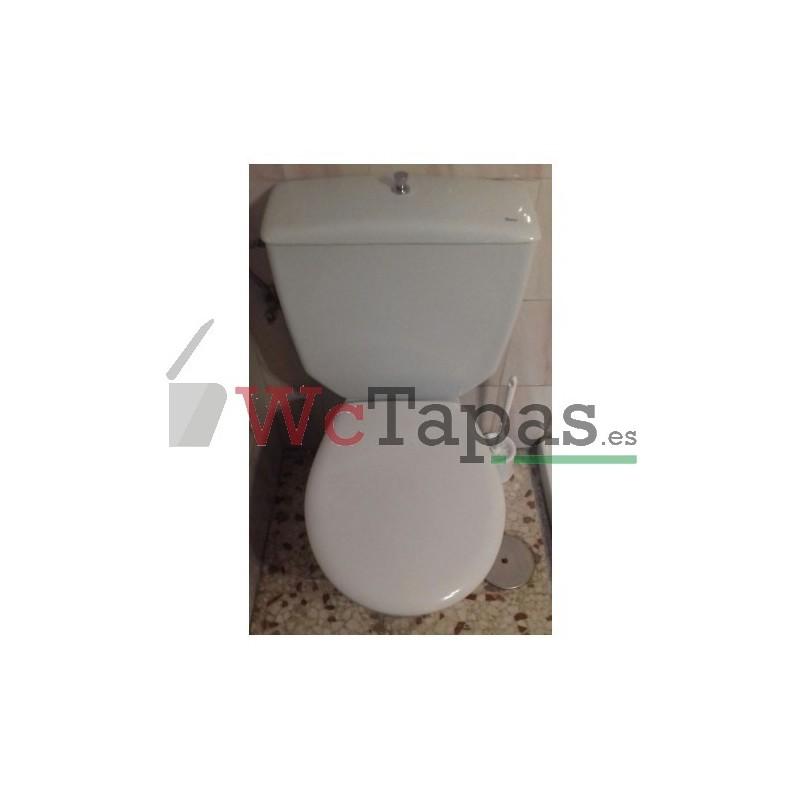 tapa wc compatible lucerna roca