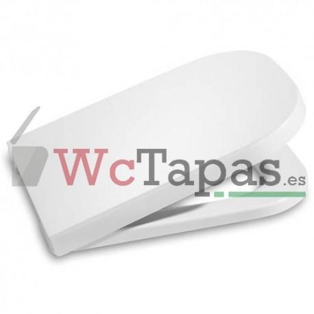 Tapa wc inodoro the gap compacto roca for Inodoro roca gap compacto medidas
