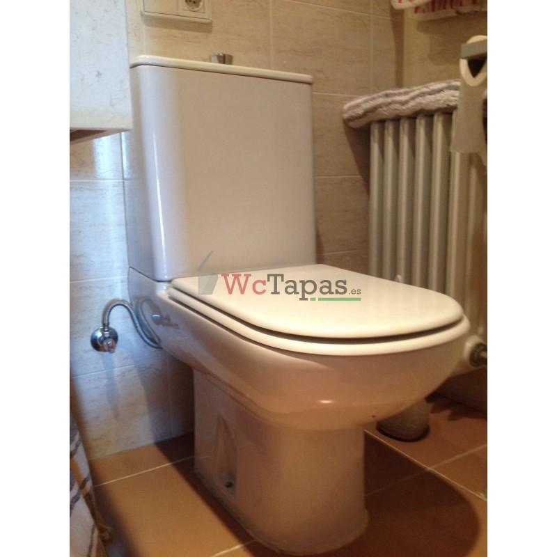 asiento inodoro compatible delta porsan