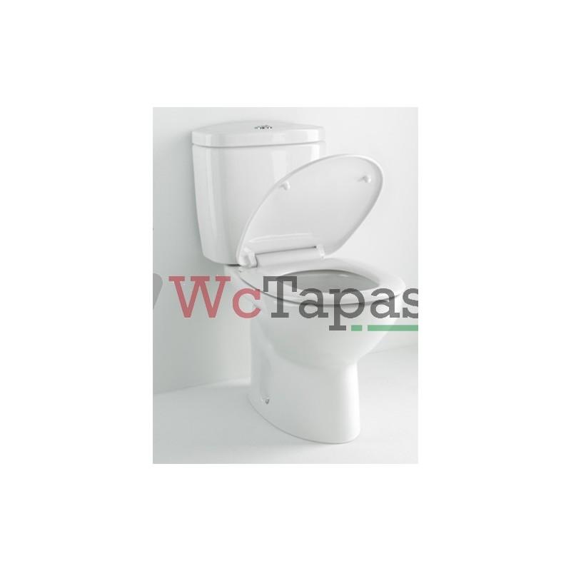 Tapa wc inodoro termoplast compatible victoria roca - Inodoros roca victoria ...