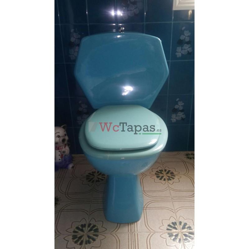 Tapa wc compatible festa kerax - Tapas wc decoradas ...