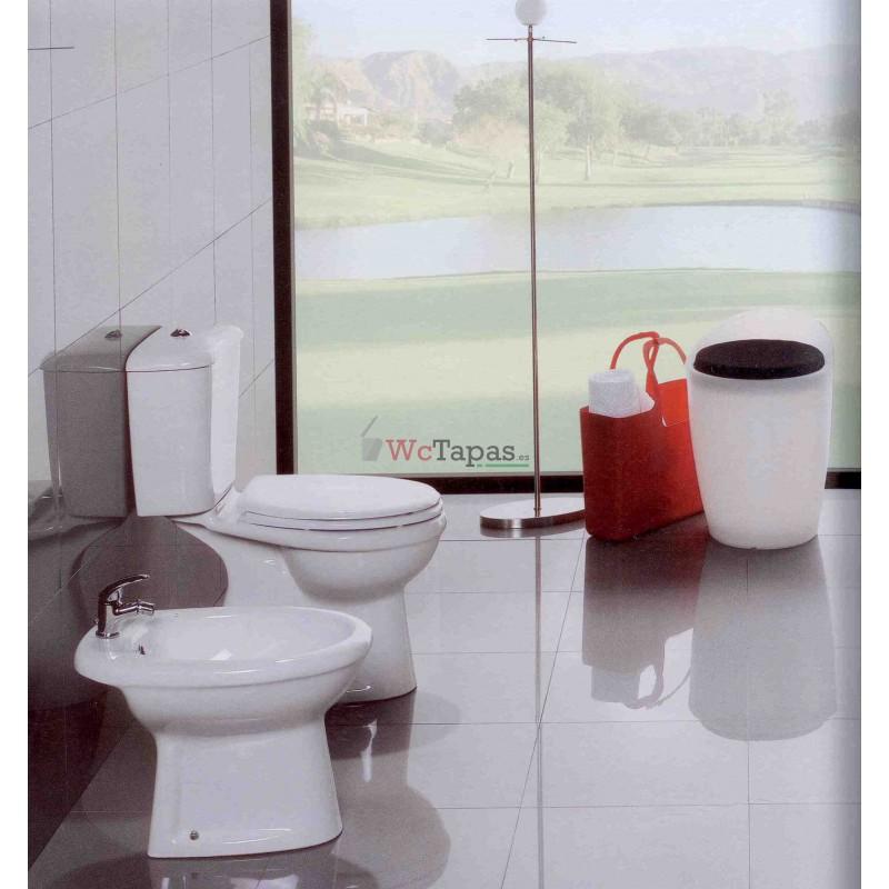 Tapa wc amortiguada compatible europa plus valadares - Tapas wc decoradas ...