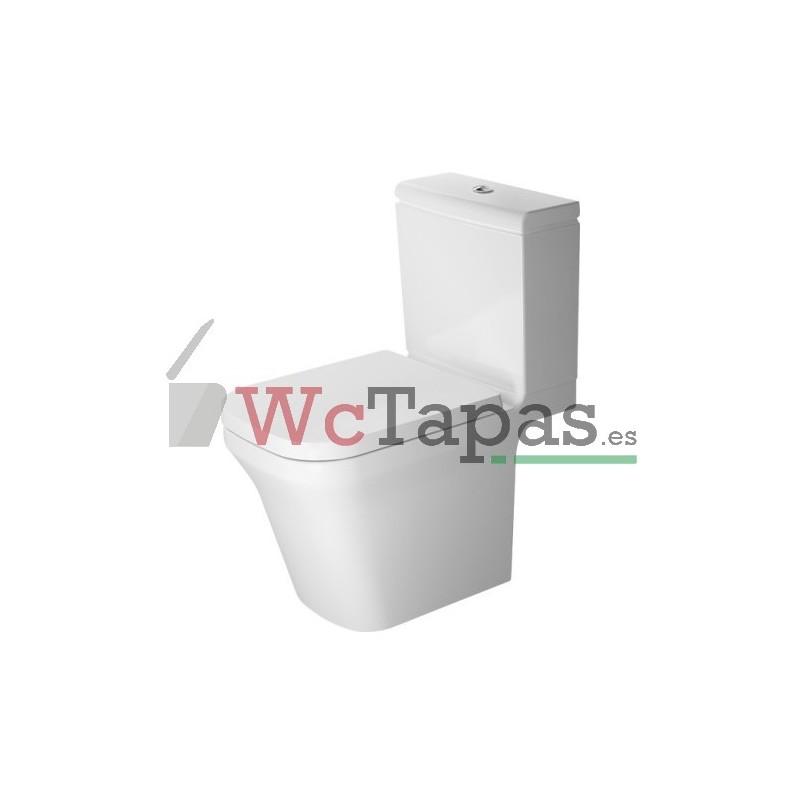 Tapa inodoro p3 comforts duravit - Tapas de inodoro ...