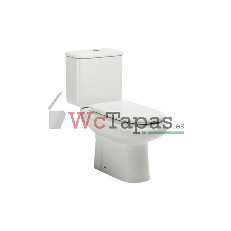Asiento wc inodoro dama retro roca for Roca modelo dama