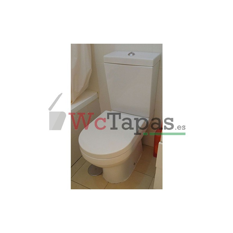 Tapa wc amortiguada nk program sc eu 2 noken porcelanosa - Tapa wc amortiguada ...