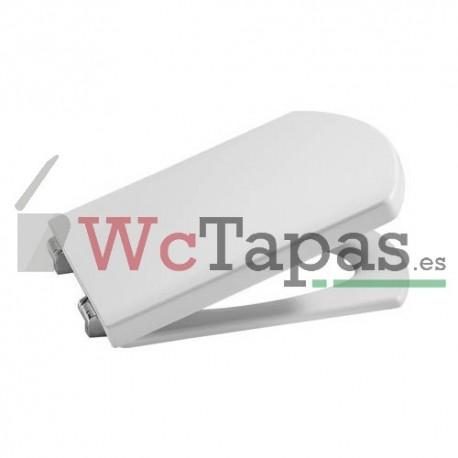 Asiento inodoro hall compacto roca wc tapas for Repuestos para inodoros