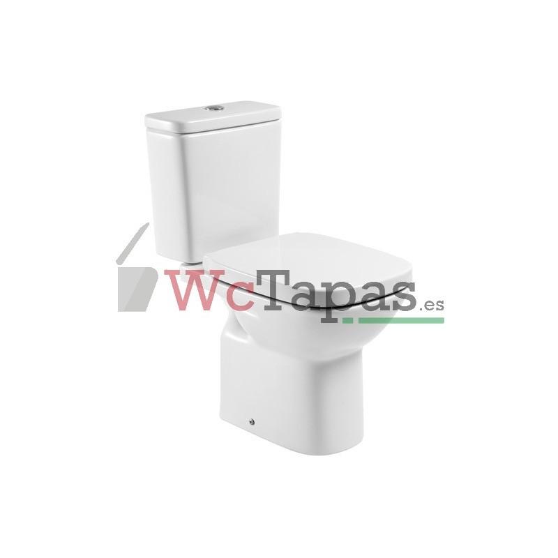 Asiento amortiguado inodoro debba roca wc tapas for Asiento de inodoro