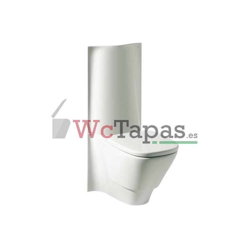 Asiento amortiguado inodoro frontalis roca wc tapas for Inodoro modelo victoria