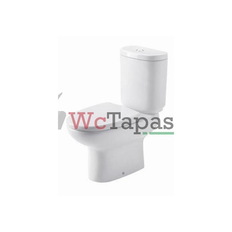 Asiento amortiguado inodoro metropol gala wc tapas for Inodoro gala universal