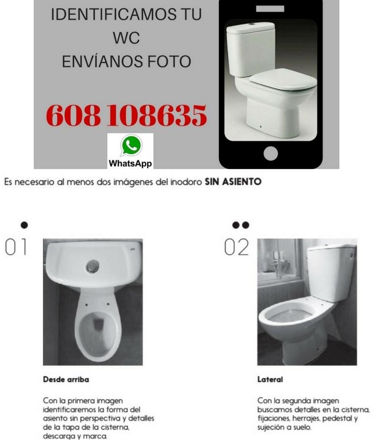 Envía Imagen Tapa Wc